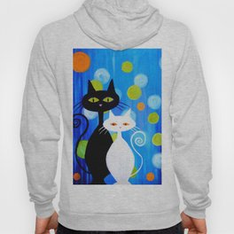 Fancy Cats Hoody