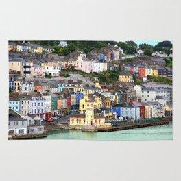 Colorful Cobh Ireland Rug