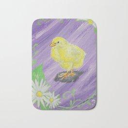 New Beginnings 2: Daisy Chick Bath Mat