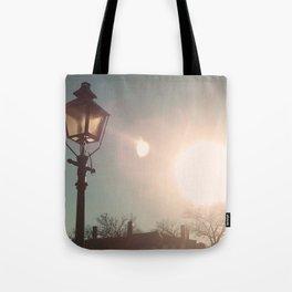 The Sun Stays the Same Tote Bag