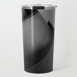 Upward Serrations Travel Mug