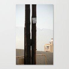 Lavado Canvas Print