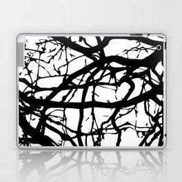 black branches Laptop & iPad Skin