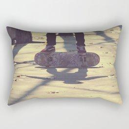El equilibrio es imposible Rectangular Pillow
