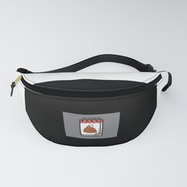 Poop Day Fanny Pack