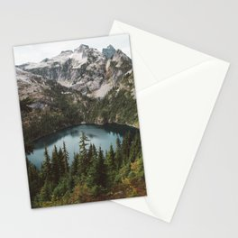 Alpine View in the North Cascades Stationery Cards