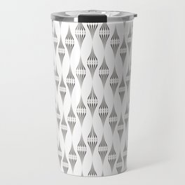 Art Deco  № 45 .Openwork zigzag Travel Mug