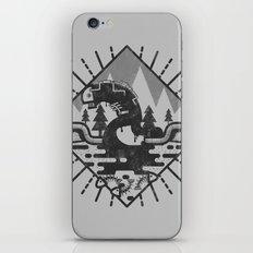Monster Oil iPhone Skin