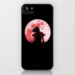 True Vampire iPhone Case