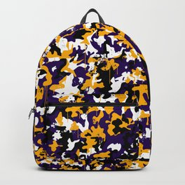 Paint camouflage Backpack