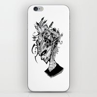 depression iPhone & iPod Skins featuring Depression by Sarah Pain