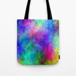 Colorful Magick Tote Bag