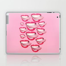 bedazzled tongue Laptop & iPad Skin