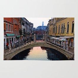 Venice, Italy Morning Rug