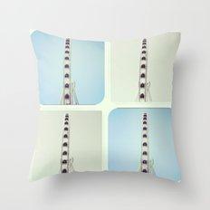 Seattle Dreaming Throw Pillow