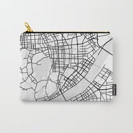 Hangzhou Light City Map Carry-All Pouch
