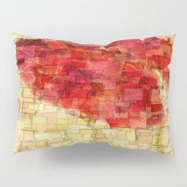 Poppy Bud Pillow Sham