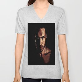 The Look Unisex V-Neck