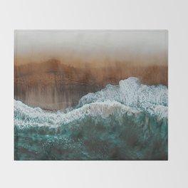 Sea 16 Throw Blanket