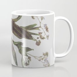 Flowing Lovely Floral Coffee Mug