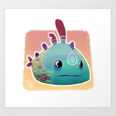 Exotic Fish Art Print
