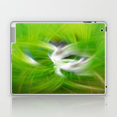 Green sage Laptop & iPad Skin