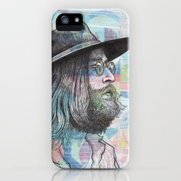 Nowhere Man iPhone Case