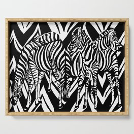 WE ARE ONE  #society6 #decor #buyart Serving Tray