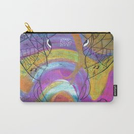 AleMivElephant Carry-All Pouch