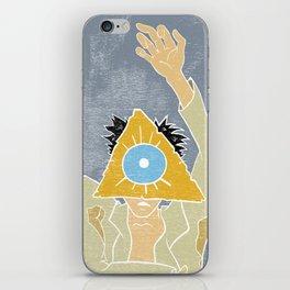 Fuman Chú iPhone Skin