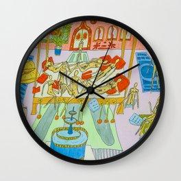 In my bedroom Wall Clock