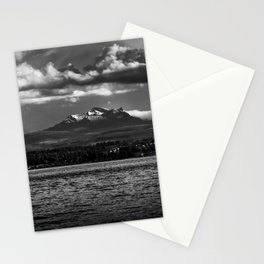 View From Cape Mudge - Canada Stationery Cards
