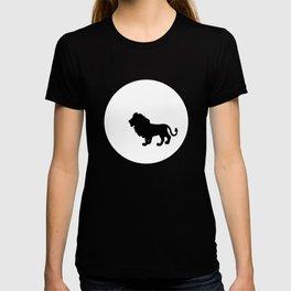 Lion and Moon TSHIRT T-shirt