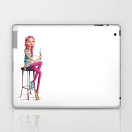 Rose Madder Laptop & iPad Skin