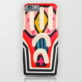 Cosmic Fox iPhone Case