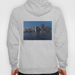 NYC Skyline at Dusk Hoody