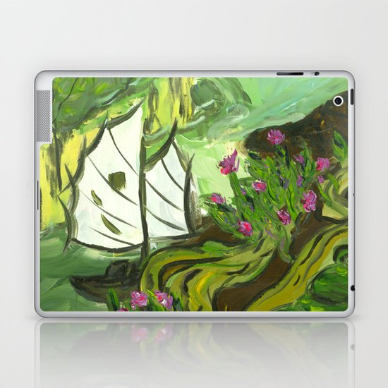 High Seas Laptop & iPad Skin