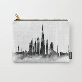 Dubai Skyline Carry-All Pouch