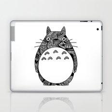 Ghibli Zentangle Laptop & iPad Skin
