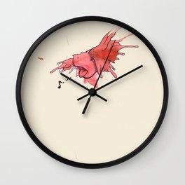 #coffeemonsters 505 Wall Clock