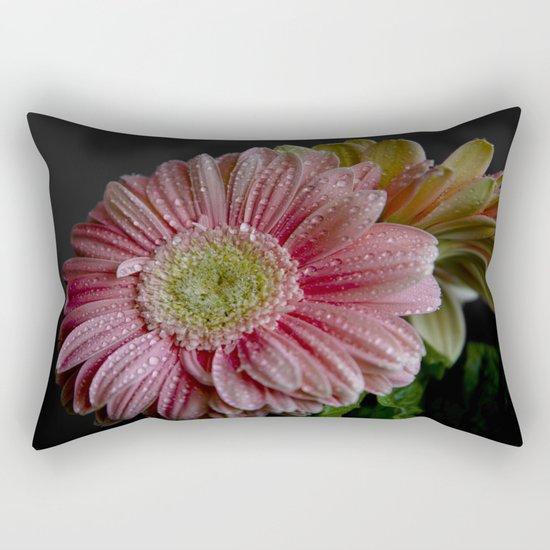 Gerbera spring Rectangular Pillow