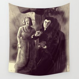 Faust - 1926 Wall Tapestry