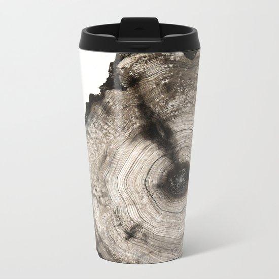 cross-section I Metal Travel Mug
