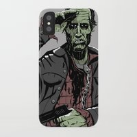 lil bub iPhone & iPod Cases featuring Bub by Nathan Jackson Artist
