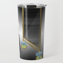 The Empty Mirror Travel Mug