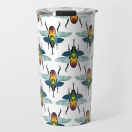 Beetle Dee & Beetle Dum Travel Mug