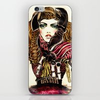 lobster iPhone & iPod Skins featuring Lobster by Felicia Atanasiu
