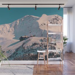 Mt._Alyeska Ski_Resort - Alaska Wall Mural