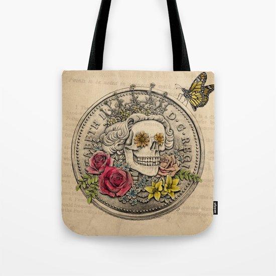 The Eternal Queen Tote Bag