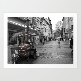 Kaiserslautern, Germany Art Print